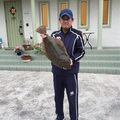 田上晴信さんの福岡県鞍手郡での釣果写真