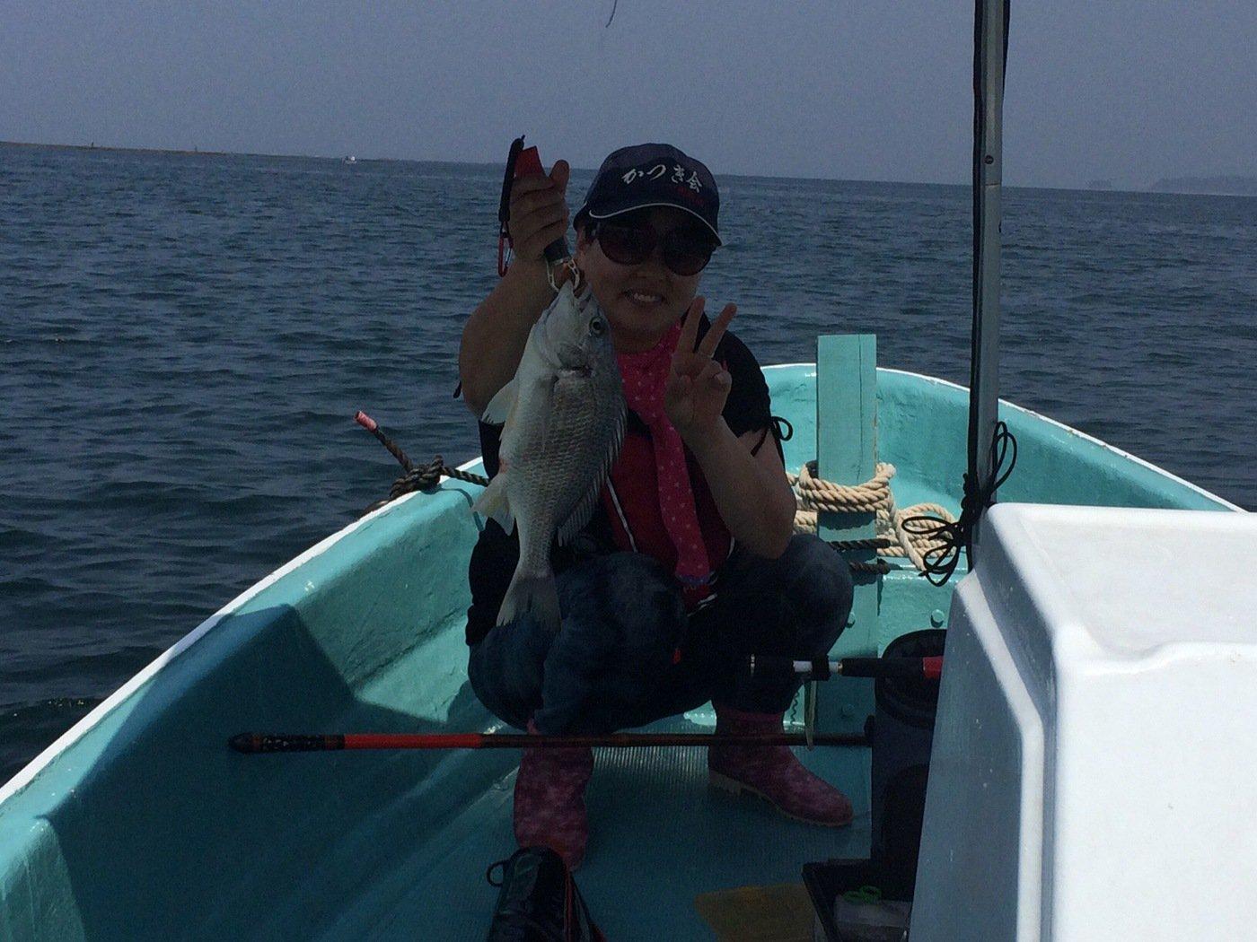 きみ☆チヌlove♡さんの投稿画像,写っている魚はキチヌ