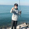 勝郎さんの千葉県八街市での釣果写真
