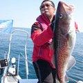 岩谷昌幸さんの北海道釧路郡での釣果写真