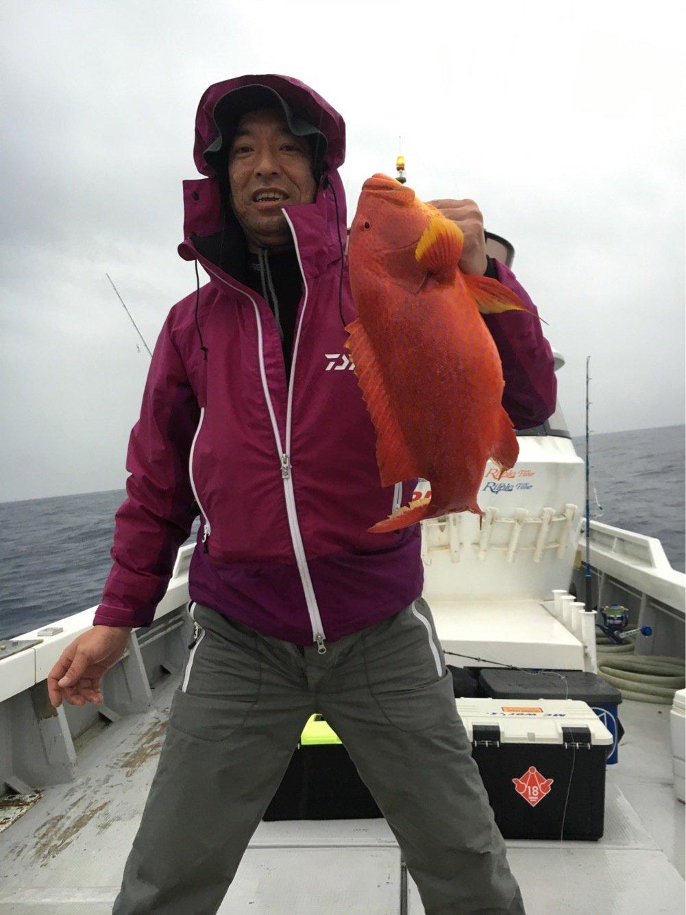 saruさんの投稿画像,写っている魚は