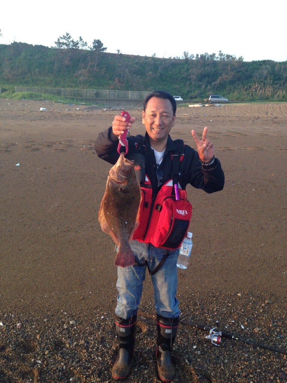 楠 雅文さんの投稿画像,写っている魚は