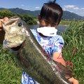 ゆうまさんの福岡県直方市での釣果写真