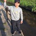 Tさんの福岡県三井郡での釣果写真