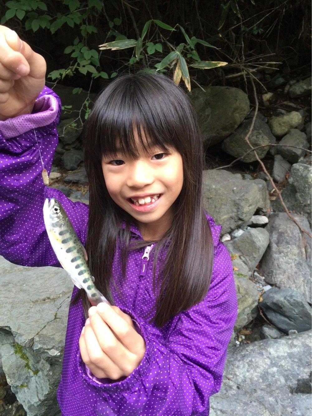 fish hunter 8号さんの投稿画像,写っている魚は