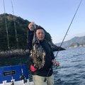 yamさんの三重県尾鷲市でのコウイカの釣果写真