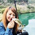 Mさんの大分県玖珠郡での釣果写真