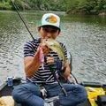 283さんの岡山県和気郡での釣果写真