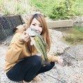 Mさんの大分県豊後大野市での釣果写真