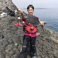 釣りキチみずき🐳🐠🐡🐙🐟🐬さんの長崎県でのイスズミの釣果写真