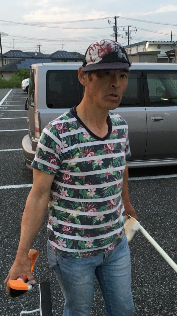 亀永社中さんの投稿画像,写っている魚はアカドンコ
