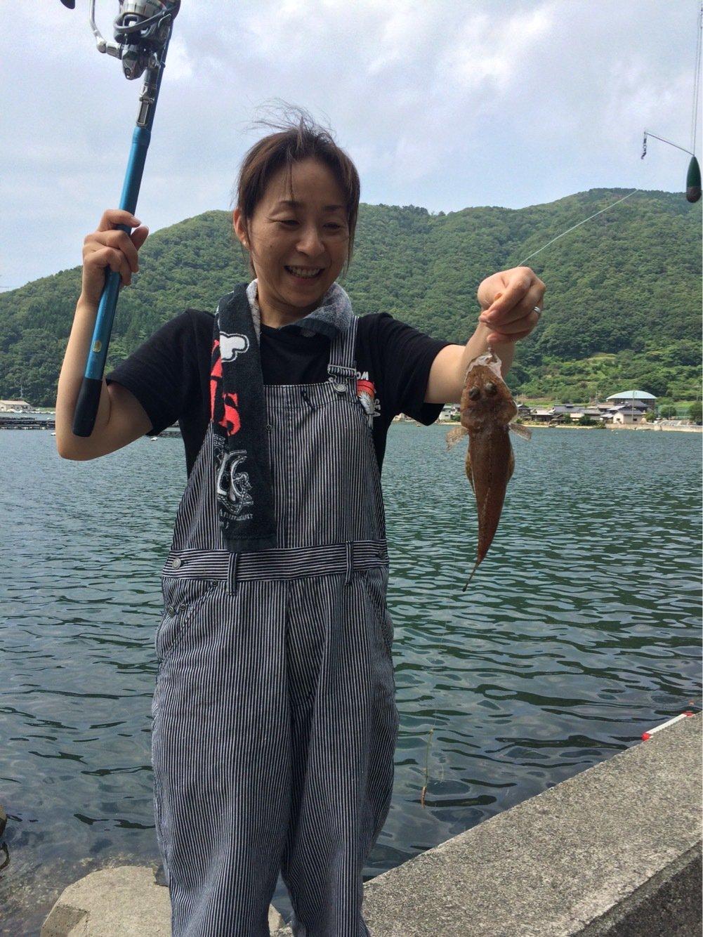 コキチさんの投稿画像,写っている魚はコチ