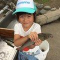 ricoさんの神奈川県愛甲郡でのニジマスの釣果写真