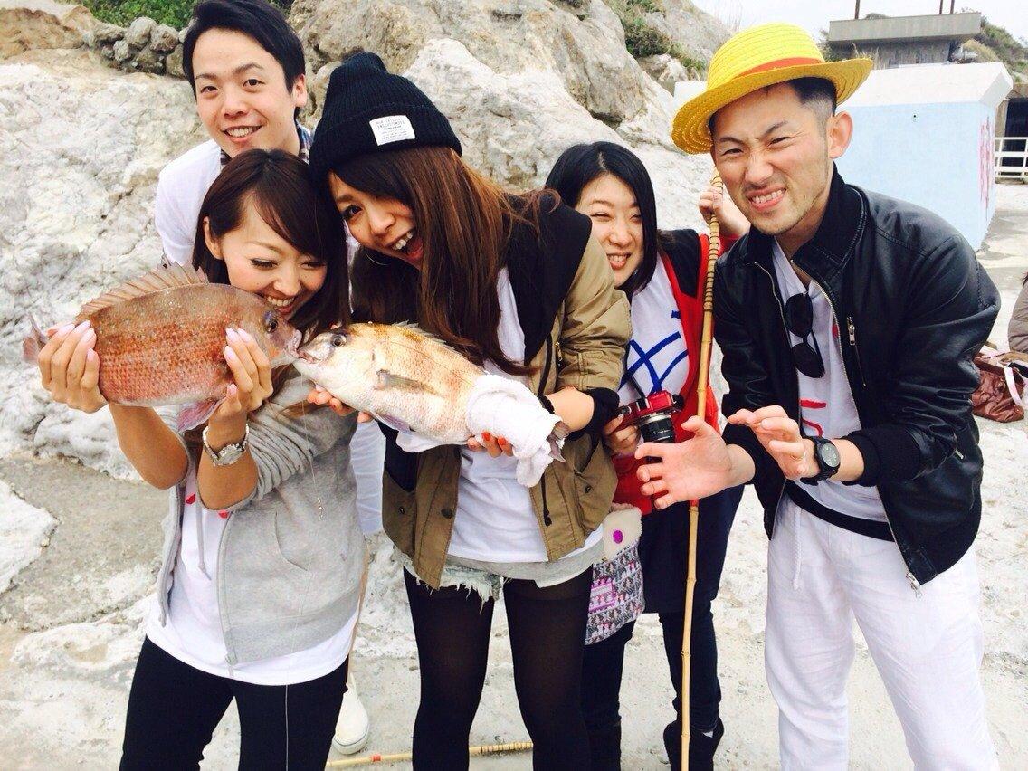 totoshyさんの投稿画像,写っている魚はマダイ