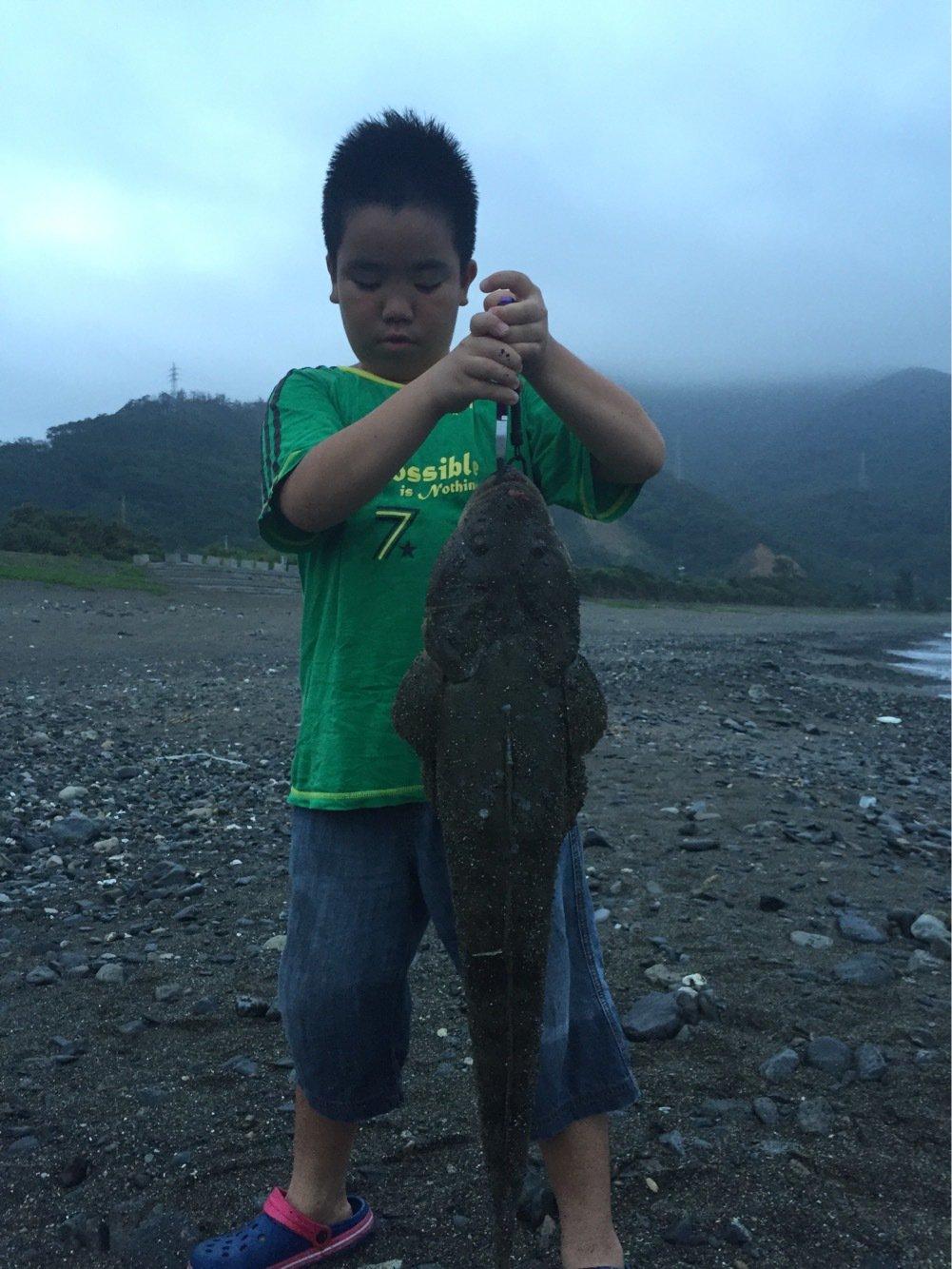 仁科哲洋さんの投稿画像,写っている魚はワニゴチ