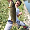 キャズキさんの滋賀県米原市での釣果写真