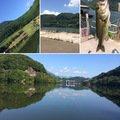 きのぴ〜さんの福岡県小郡市でのブラックバスの釣果写真