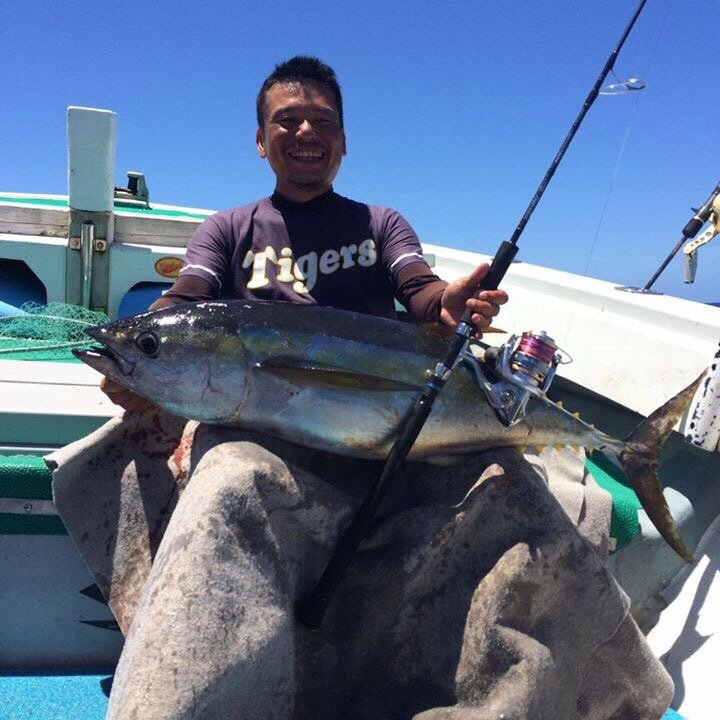 tamatamanさんの投稿画像,写っている魚はキハダマグロ