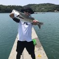 atsさんの鹿児島県出水市での釣果写真