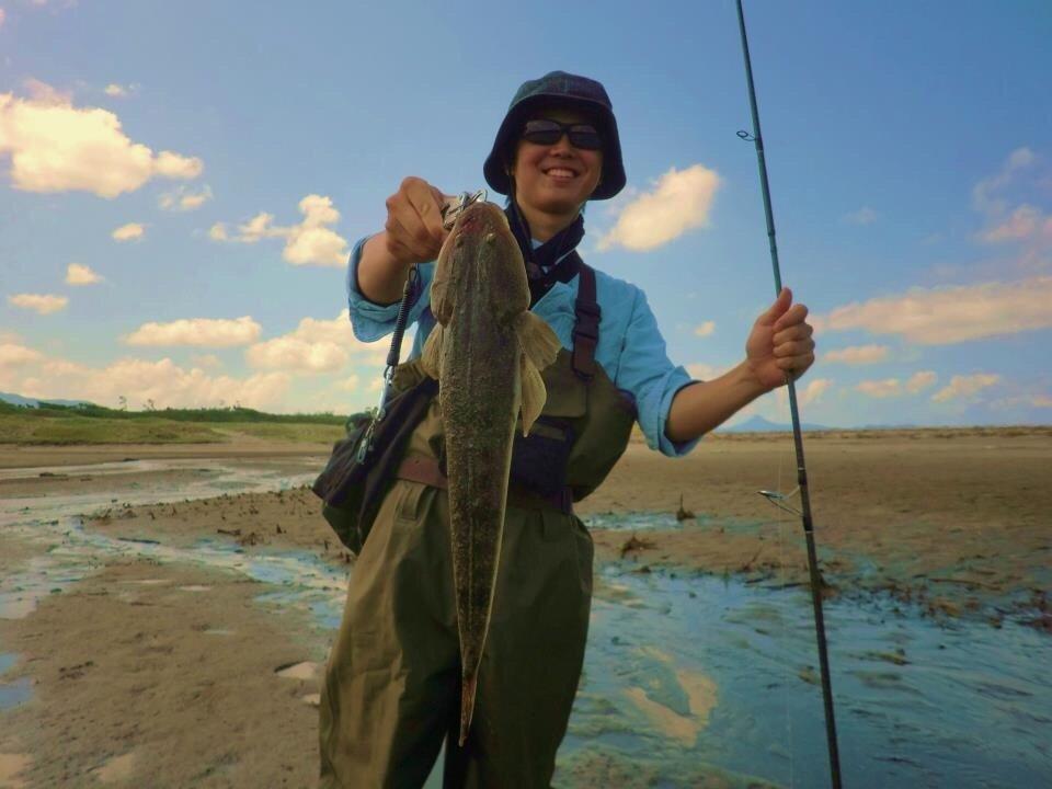 せいしょうさんの投稿画像,写っている魚はコチ