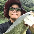 CCBさんの岡山県高梁市での釣果写真