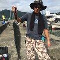 しげる君さんの高知県須崎市での釣果写真