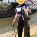 。 は る なさんのライギョの釣果写真