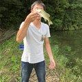 しょーゃさんの和歌山県橋本市での釣果写真