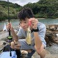 カサゴ会長さんの福岡県福津市でのアオリイカの釣果写真