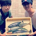 Katsuyuki Sumaさんの神奈川県でのマルソウダの釣果写真
