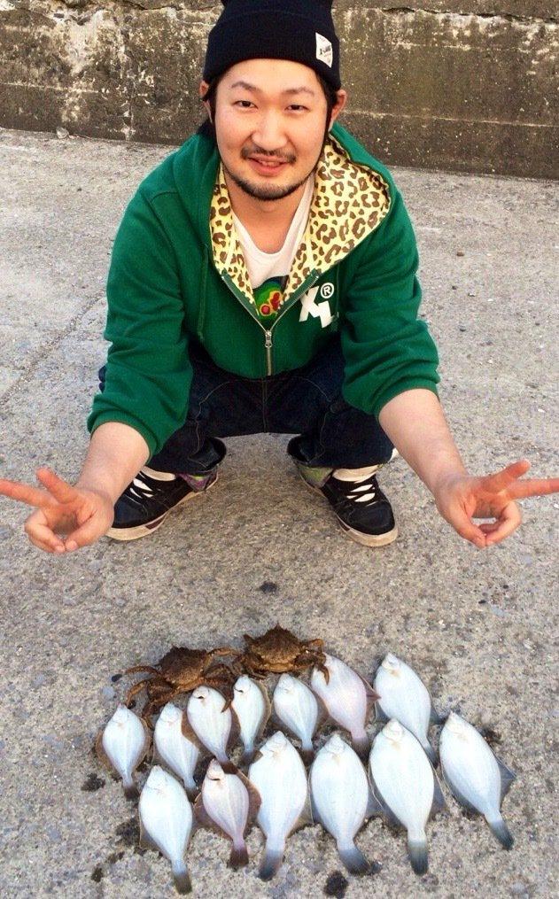 0138STYLEさんの投稿画像,写っている魚はカレイ
