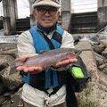 Akiさんの北海道上川郡での釣果写真