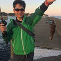 しげにゃんさんの茨城県高萩市での釣果写真