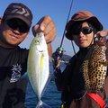 ハイタカさんの沖縄県でのカスミアジの釣果写真