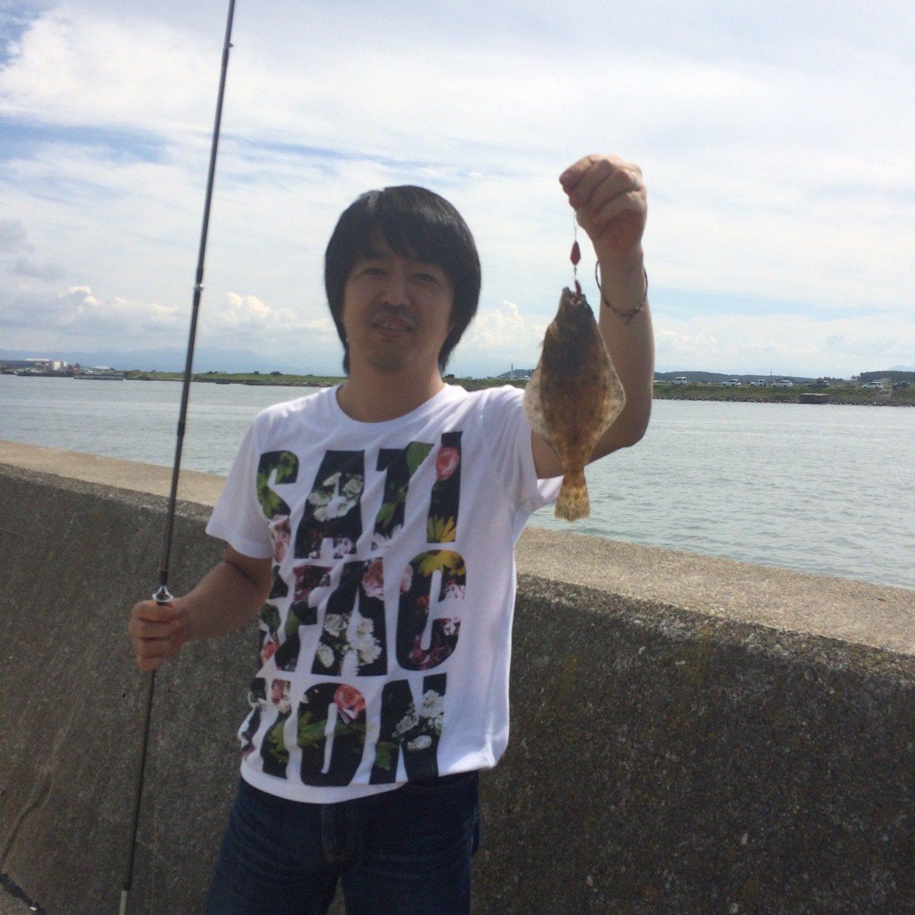 Ryuさんの投稿画像,写っている魚はカレイ