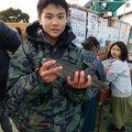 釣りキチ中学生さんの東京都練馬区での釣果写真