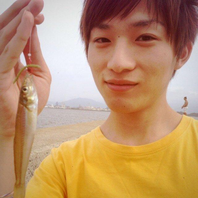 よしたかぎさんの投稿画像,写っている魚はシロギス