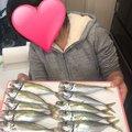 チャタビーもえさんの千葉県館山市での釣果写真