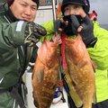 Takahiro Tanakaさんのキジハタの釣果写真