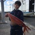 カサゴ会長さんの福岡県福津市での釣果写真