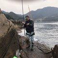 尾鷲キング亀さんの三重県熊野市での釣果写真