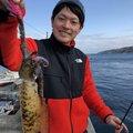 くろたくさんの熊本県上益城郡での釣果写真