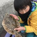西岡春雄さんの広島県呉市での釣果写真