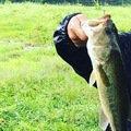 ゆーさんの岩手県遠野市での釣果写真