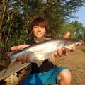 Hirotoさんの北海道での釣果写真