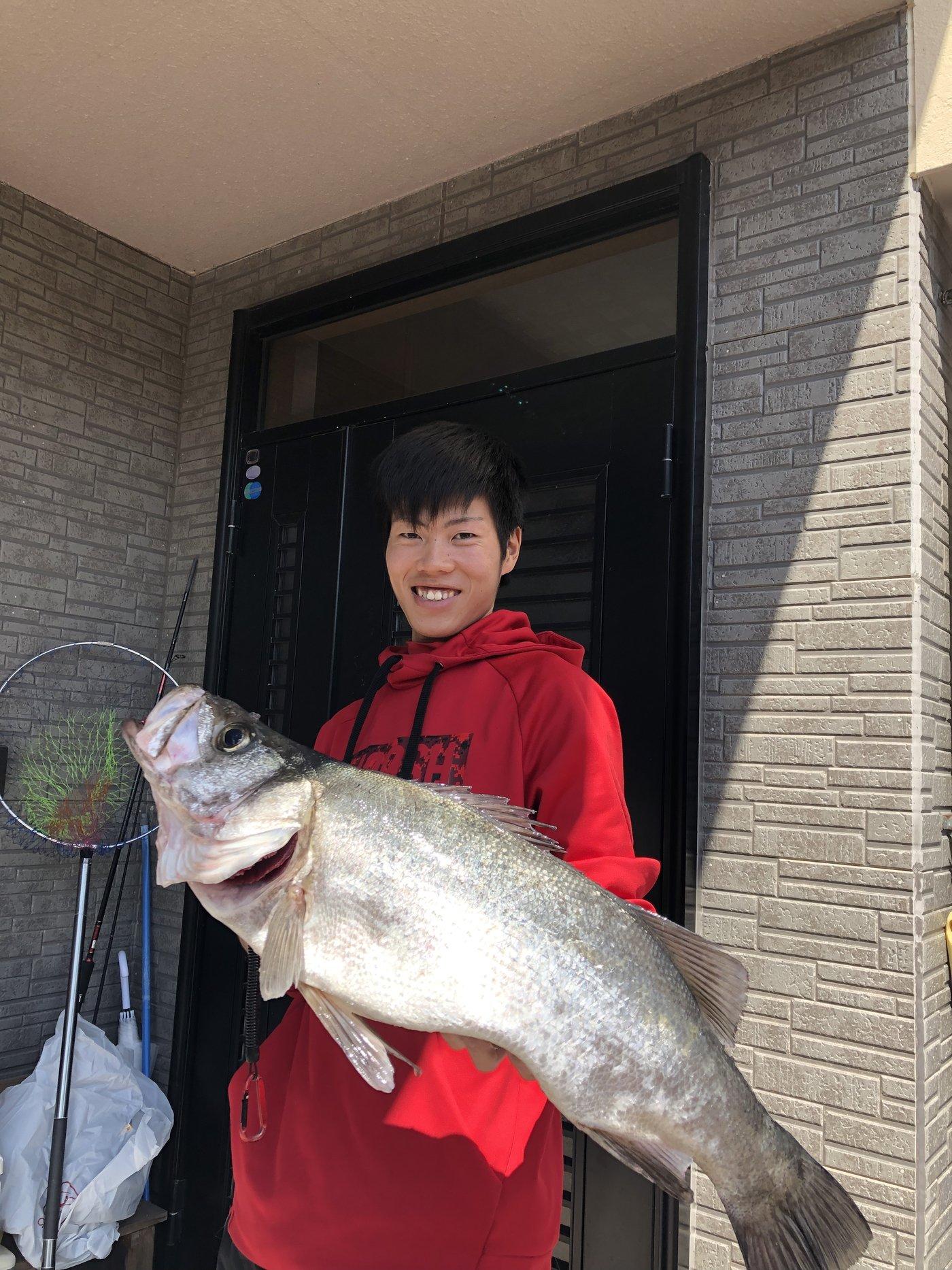 ナオキさんの投稿画像,写っている魚は