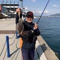 ツヨポンさんの福岡県北九州市での釣果写真