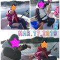 仁徳さんの三重県での釣果写真