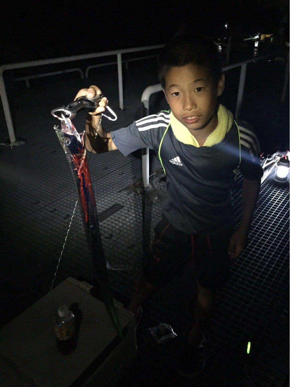 釣り太郎さんの投稿画像,写っている魚は