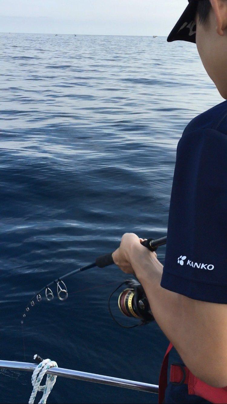 釣りキチのいちさんの投稿画像,写っている魚は